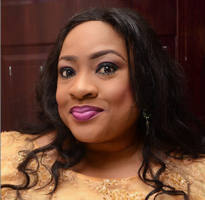 foluke daramola makeup pic - Why I Started Discussing Sex With My Daughter At Age Six – Nollywood Actress, Foluke Daramola.