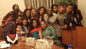 Fathia Balogun Reveals Cast for Her First-Ever English Movie