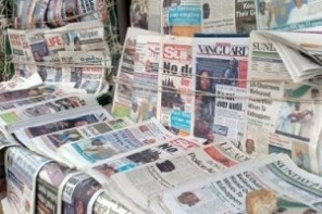 Nigerian Newspaper Headlines Today: 24th January