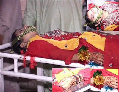 17-Years-Old Bride Killed By Husband On Wedding Night In ...