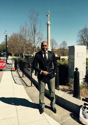 2-28 Photos: Kenneth Okonkwo Visits The White House