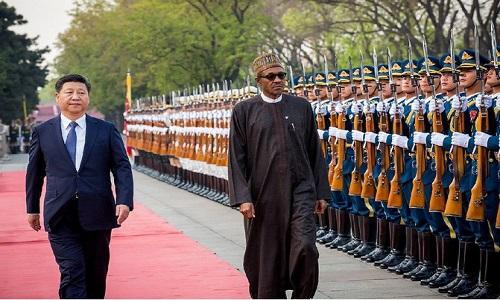 Buhari-Xi Jinping