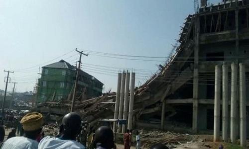 Ogun Building Collapse