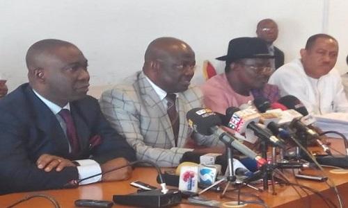 PDP Senate Caucus