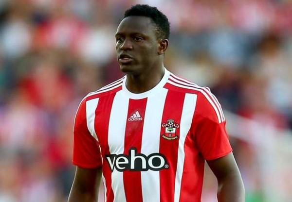 Southampton midfielder, Victor Wanyama