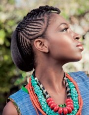 naturalista 4 hairstyles rock