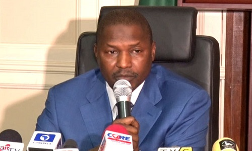 Why Goje's Criminal Case Was Withrawn 3 Days After Pulling Out From Senate President Race: Malami