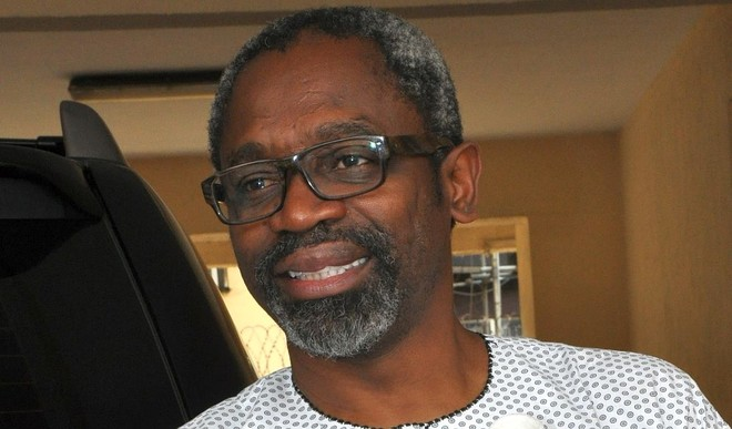 """We will be shaking the table just a little"" Gbaja says as he emerges speaker"