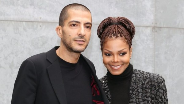 Janet jackson and her husband
