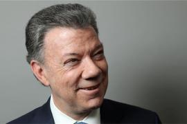 The Colombian President has been awarded the Nobel Peace Prize