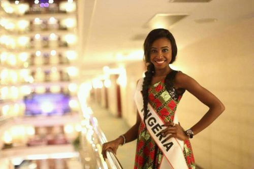 Former Miss Anambra