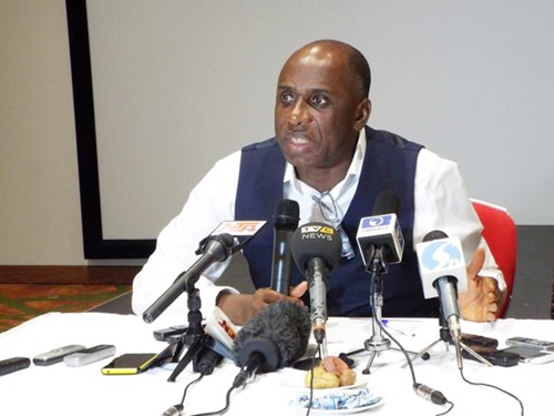 Wike says recovered N13bn stolen from Rivers state by Amaechi