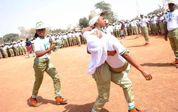 49 corps members sent back home from NYSC camp. Find out why