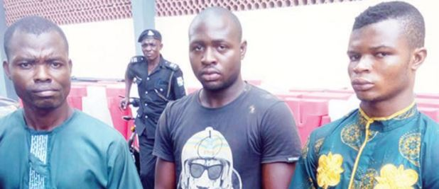 Lagos traders arrested for selling beans preserved with Sniper