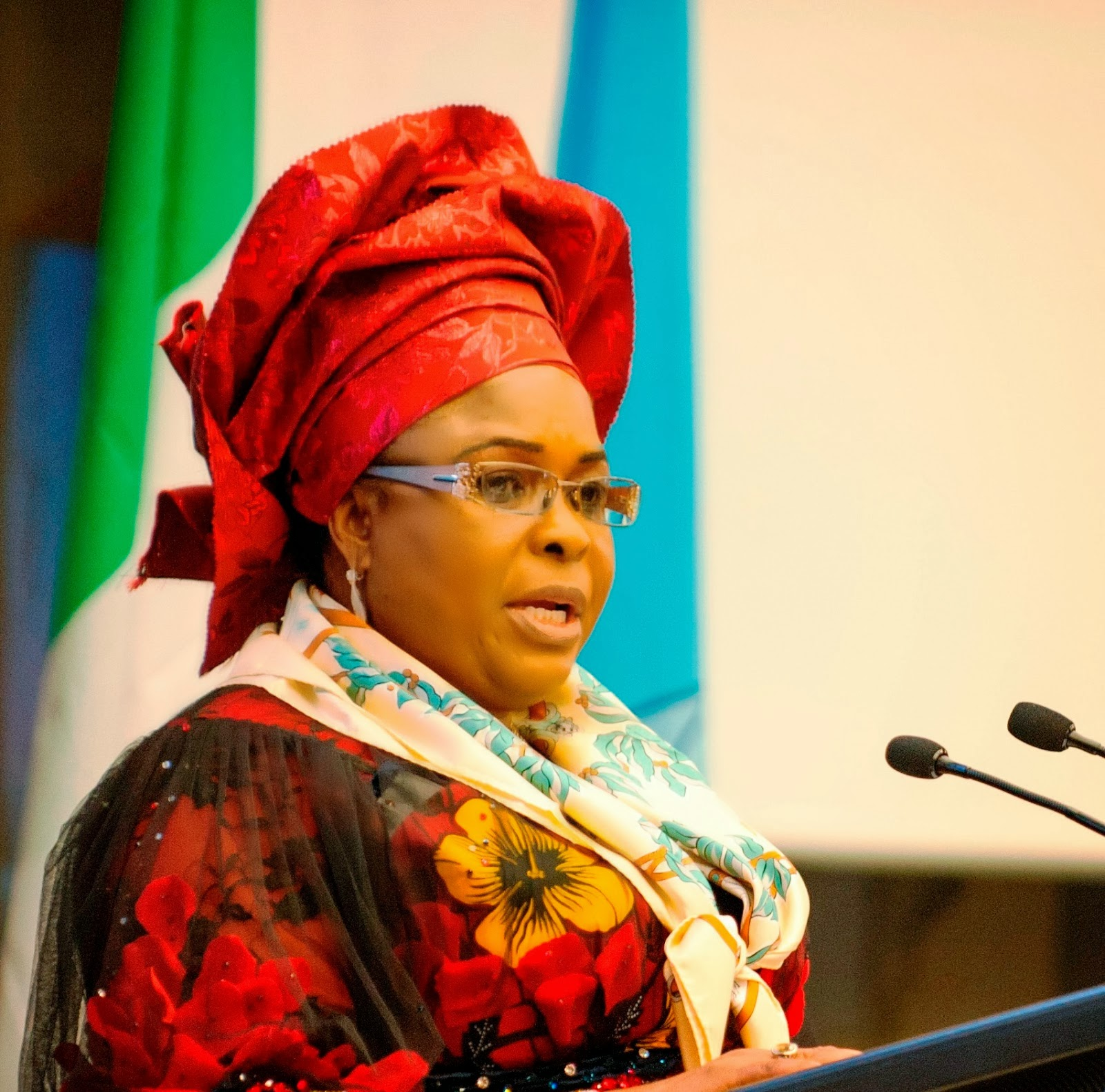 Court orders EFCC to defreeze Patience Jonathan's $5.9m account