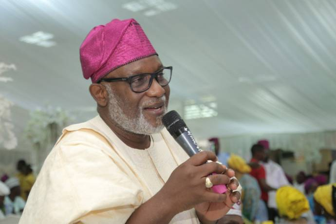 "akeredolu 3 - ""Please leave this Indian Hemp matter for now"" Senator Sani urges Gov Akeredolu"