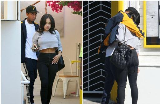 Jordan Ozuna Pictures: Tyga's New Girlfriend Is Called A 'Kylie Jenner Look-Alike'