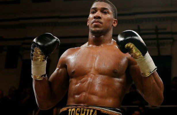 FG Congratulates World Heavyweight Champion Anthony Joshua
