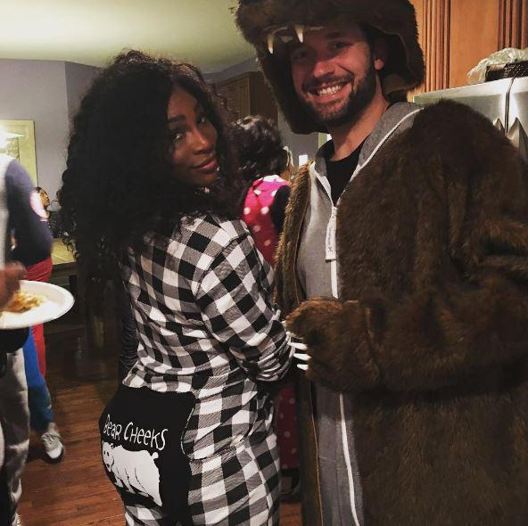 Serena Williams Swept Off Her Feet by Fiancé Alexis Ohanian