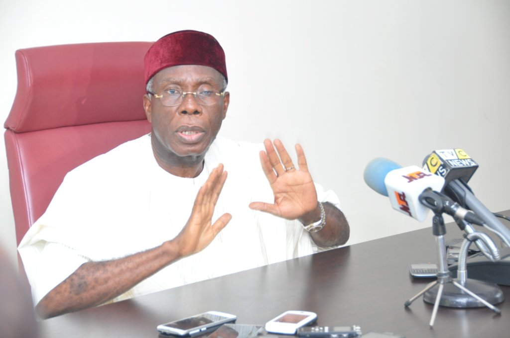 Audu Ogbeh - FG to EU: Reduce the number of visas you give Nigerians