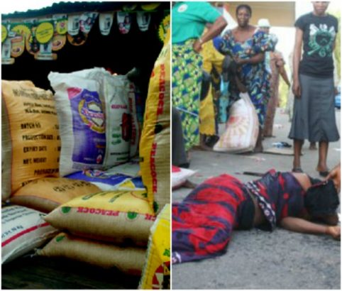 How a 10-year-old Boy Was Exchanged for Three Bags of Rice in Lagos
