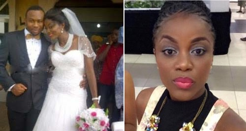Image result for Olakune Churchill's Ex-Wife, Bimbo Cocker