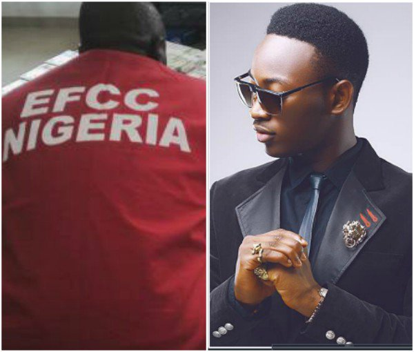 See How EFCC Shades Dammy Krane In New Tweets, Quite Hilarious