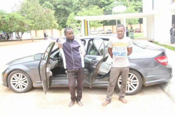 Assassins Hired By Ex-girlfriend To Kill Popular Bauchi Blogger Nabbed | Photos