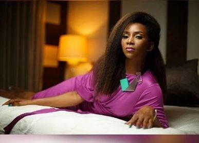 Genevieve Nnaji Really Puts On Weight