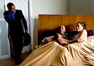Screenshots: Lady Confronts Her Married Lover's Wife