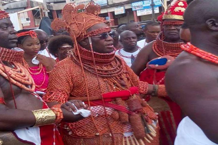 Oba Of Benin Urges Fayose To Embrace Peace