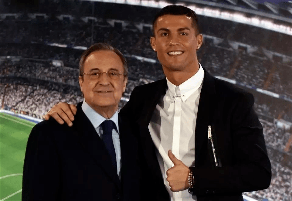 Real Madrid Announces the Price for Ronaldo