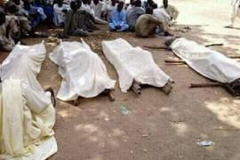 Suicide Bomb Attack Borno