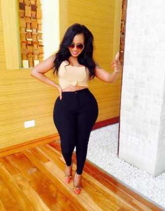 Top 15 Most Curvy Celebrities In Africa