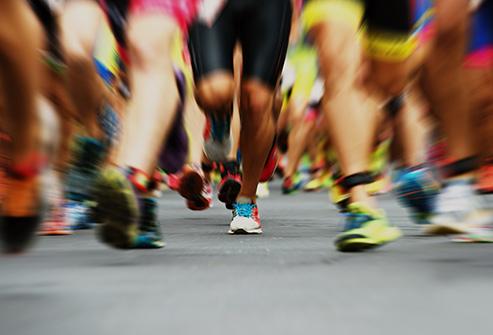 493 getty rf marathon runners - London Marathon: Full details here