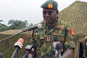 What Nigerians Are Saying After Chief Of Army Staff Said He Is Bound To Obey 'Only' Buhari Is A Must Read