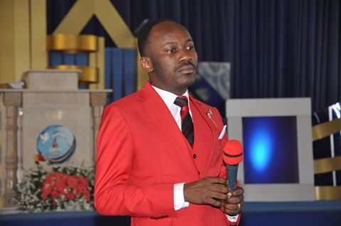 The way you treat your wife is how God treats your prayers - Apostle Suleiman