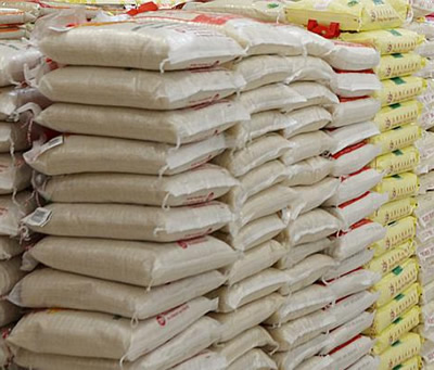 "Bags of rice - ""Stop Consuming Imported Rice"" – Custom Boss Says As He Share 3 Reasons Why It Is Poisonous"