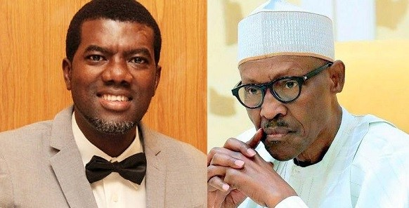 Image result for 7 things Buhari does not know – Reno Omokri