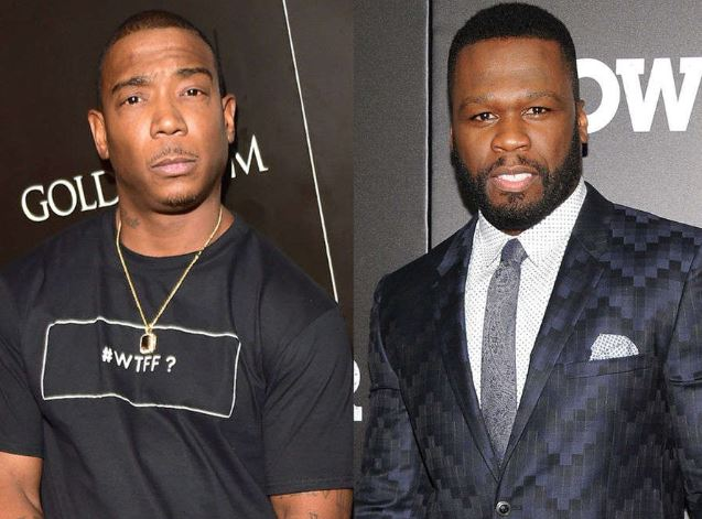 Cent and Ja Rule Reignite Their Beef