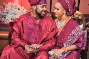 Banky And Adesua Etomi jet Out To London