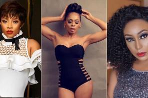 TBoss talks about raiding Rita Dominic and Toke Makinwa's Closet (See Her Post)