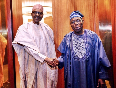 Obasanjo's statement: Group calls for alternatives to APC, PDP