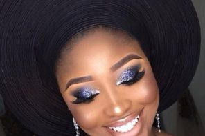 Want To Slay in Your Gele & Makeup? Check Out These 6 Stunning Styles
