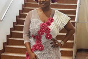 Actress Mercy Johnson Came Out To Slay At A Wedding (Photos)