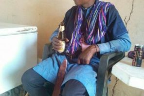 This Photo Of A Fulani Herdsman Is Trending Online For Hilarious Reasons