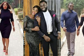 My husband is my destiny – Actress Mercy Johnson-Okojie gushes
