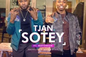 "Singer Tjan releases New Music ""Sotey"" ft Mayorkun"