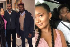 Femi Otedola Joins Temi & Mr Eazi on Date Night!