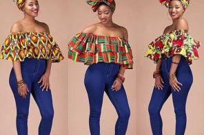 TGIF: 8 Fab Ways To Rock Your Ankara Top